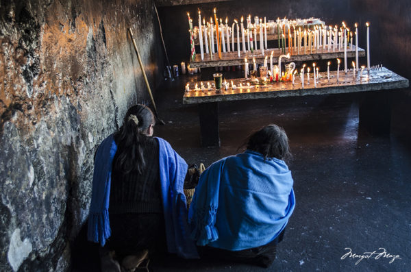 La costumbre de la muerte en Chiapas