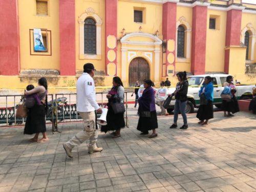 A pesar de pandemia, hasta 12 mil personas circulan diariamente en el centro de San Cristóbal: Dirección de Salud MunicipalA pesar de pandemia, hasta 12 mil personas circulan diariamente en el centro de San Cristóbal: Dirección de Salud Municipal
