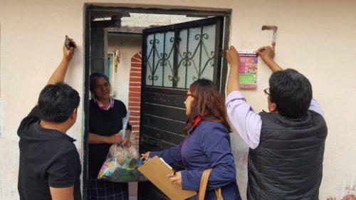 Continúa Ayuntamiento de San Cristóbal entrega de despensas a trabajadores del sector turístico afectados por la pandemia de Covid-19